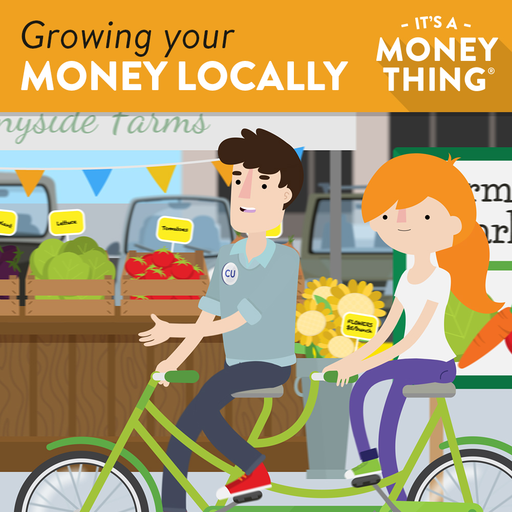 Growing Your Money Locally