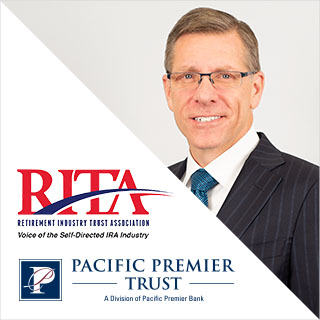 Pacific Premier Bancorp Announces the Appointment of Richard Immesberger as President of the Retirement Industry Trust Association