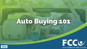 Auto Buying 101