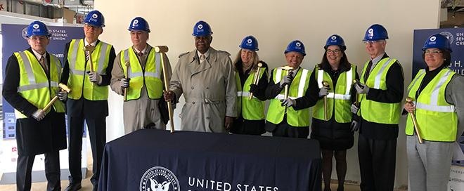 USSFCU New HQ Groundbreaking Ceremony
