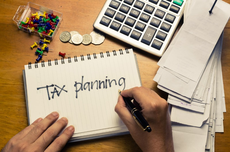 2021 End of Year Tax Planning Checklist