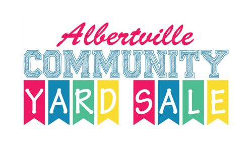 Albertville Community Yard Sale
