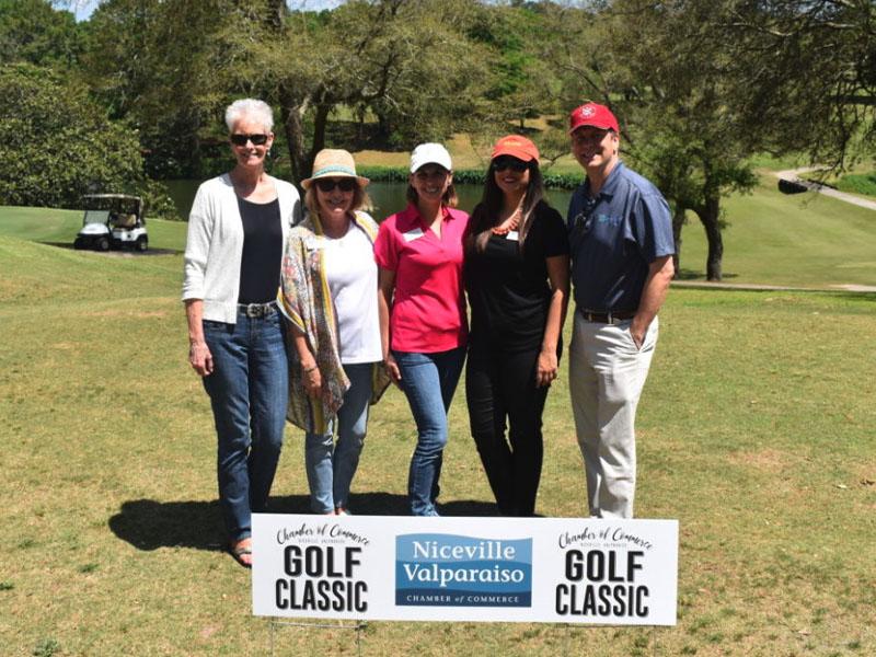 Niceville-Valparaiso Chamber Golf Classic