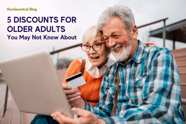 5 Discounts for Older Adults You May Not Know About