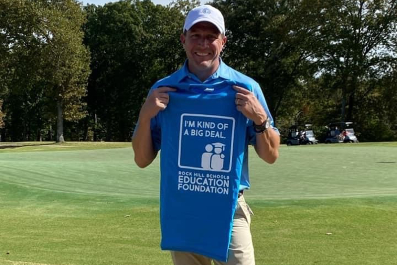 12 Years of Golfing For Charity