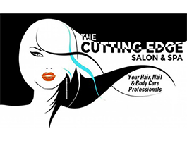 The Cutting Edge Salon logo