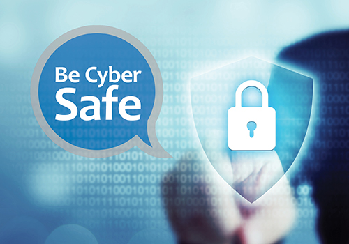 National Cyber Security Month: Keeping Your Finances Safe in a Digital World
