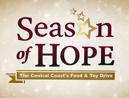 Image of Pacific Premier Partners with KSBY's Season of Hope to Help Support Central Coast Communities
