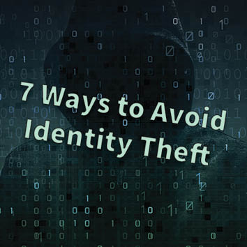 Video: 7 Ways to Avoid Identity Theft