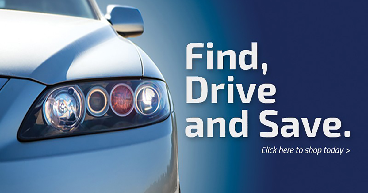 Find, Drive, And Save.