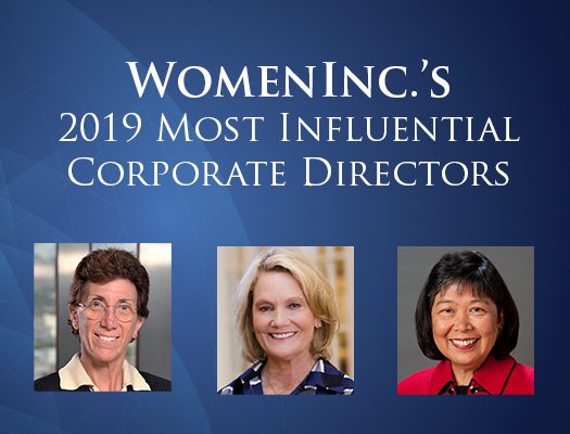 Image of Pacific Premier Directors Named WomenInc.'s 2019 Most Influential Corporate Directors
