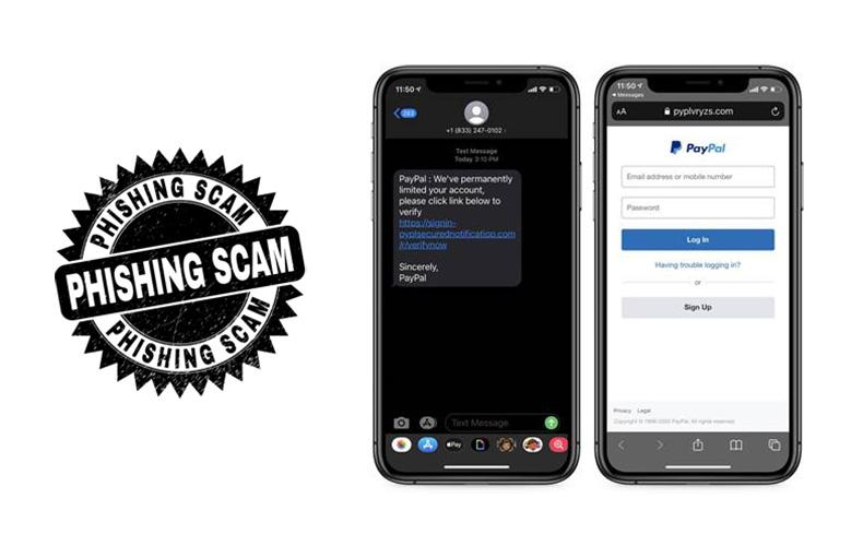 PayPal Phishing Alert!
