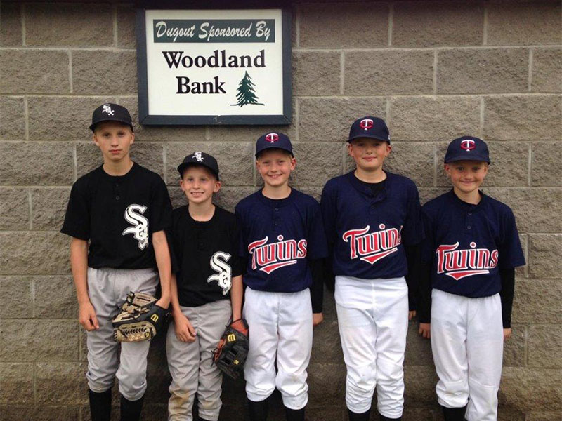 Proud Sponsor of Itasca Little League