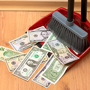 4 Tips to Tidy up Your Finances