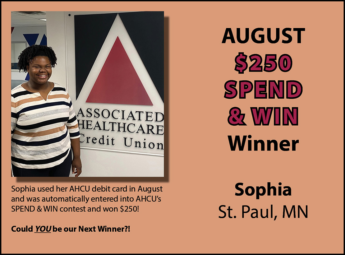 MONTHLY SPEND & WIN!