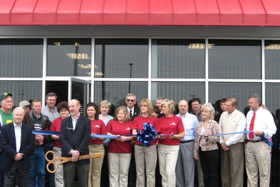 Image illustrating Cloverdale Road & Greenhill branches opened