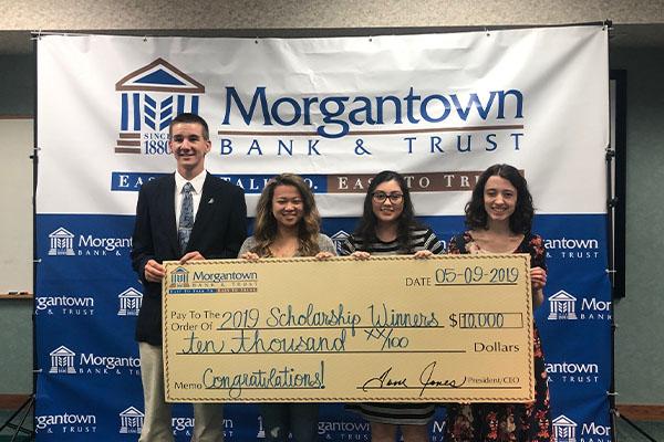 Morgantown Bank and Trust Scholarships